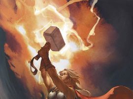 THOR: SON OF ASGARD (2006) #12 COVER