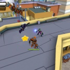Screenshot of the Black Panther from Super Hero Squad Online