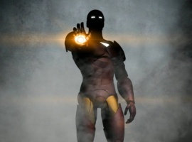 Screenshot from Iron Man: Extremis