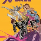 Uncanny X-Force #19 second printing variant cover by Rafael Grampa