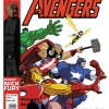 Marvel Universe: Avengers - Earth's Mightiest Heroes #1 cover