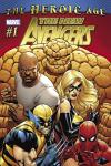 New Avengers (2010) #1