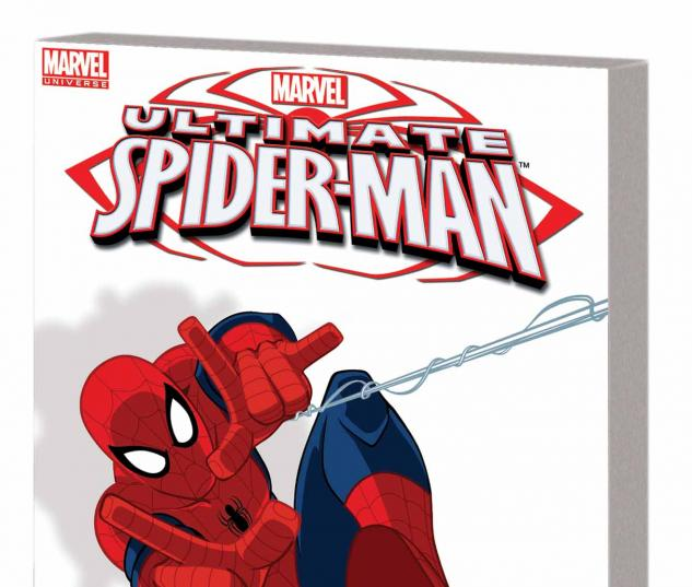 Ultimate Spider Man Free Comic Book Day: MARVEL UNIVERSE ULTIMATE SPIDER-MAN: GREAT POWER DIGEST