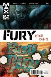 Fury Max #6 