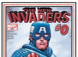 New Invaders (2004) Cover