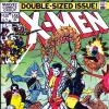 Uncanny X-Men (1963) #166 Cover