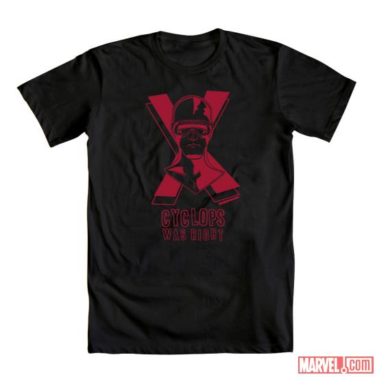 Men's Cyclops Was Right Tee