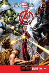 Avengers #9 
