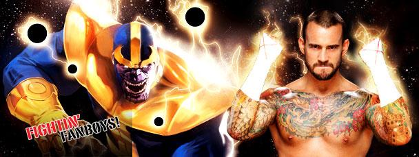 Fightin' Fanboys: CM Punk