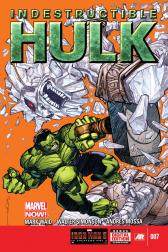 Indestructible Hulk #7 