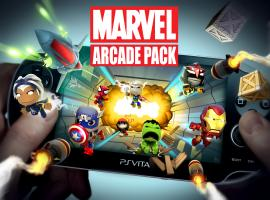 The Marvel Arcade Pack now available on Little Big Planet