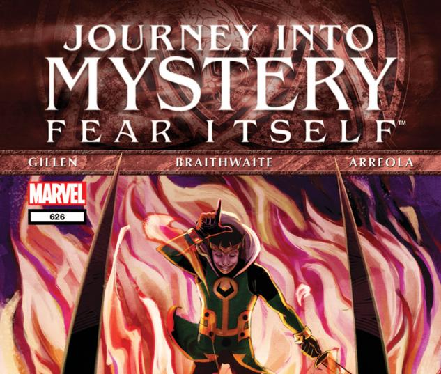 Journey Into Mystery (2011) #626