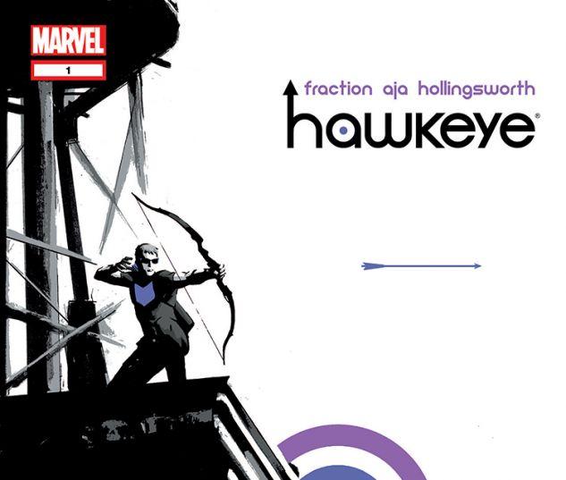 Hawkeye (2012) #1