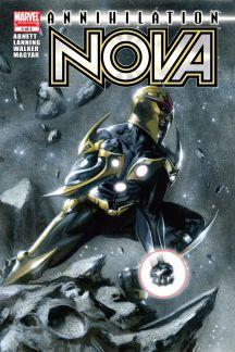 Annihilation: Nova #4
