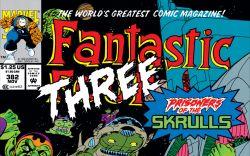 Fantastic Four (1961) #382 Cover