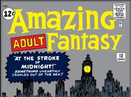 Amazing Adult Fantasy (1961) #13 Cover