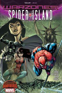 Spider-Island: Warzones! (Trade Paperback)