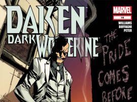 DAKEN: DARK WOLVERINE (2010) #16 Cover