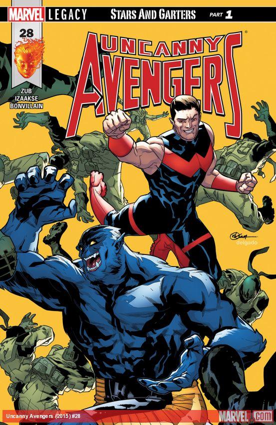 Uncanny Avengers (2015) #28
