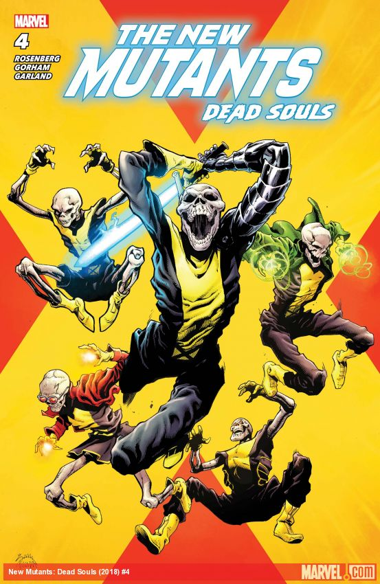 New Mutants: Dead Souls (2018) #4
