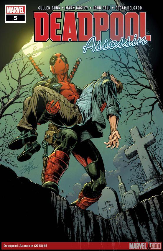 Deadpool: Assassin (2018) #5