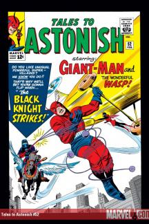 Tales to Astonish (1959) #52