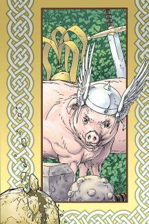 Thor: Blood Oath (2005) #4