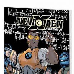 New X-Men: Academy X Vol. 2: Haunting (2005)