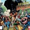 SECRET INVASION #1 2nd printing