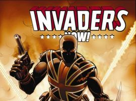 Invaders Now! (2010) #2 (ROMITA SR. VARIANT)