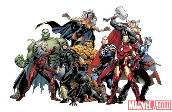 Fear Itself poster by Stuart Immonen