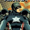 CAPTAIN AMERICA: FIGHTING AVENGER GN-TPB cover by Barry Kitson