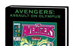 Avengers: Assault on Olympus (2011) #1