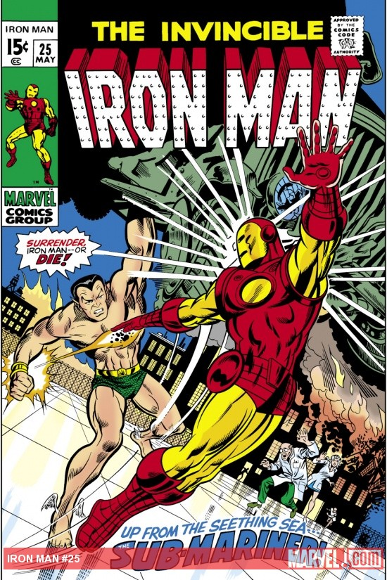 Iron Man (1968) #25