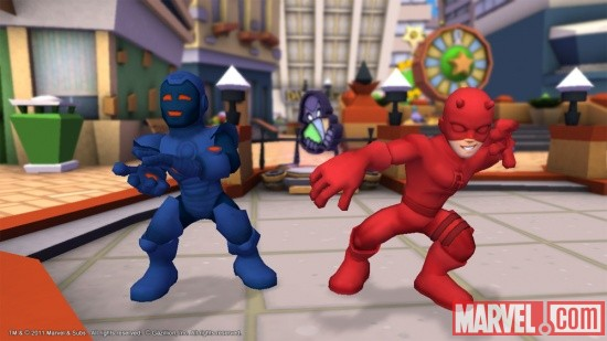 New Super Hero Squad Online heroes