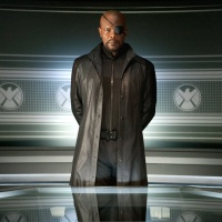 Samuel L. Jackson stars as Nick Fury in Marvel's The Avengers