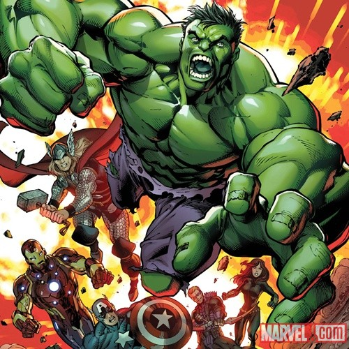 Assembling the Avengers: The Hulk