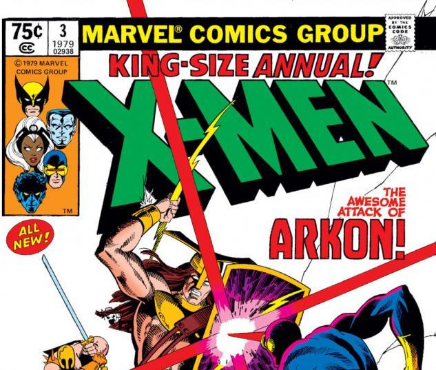 X-Men Annual (1970) #3