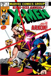 X-Men Annual #3 