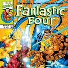 Fantastic Four (1997) #15 Cover