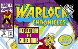 Warlock Chronicles (1993) #5 Cover