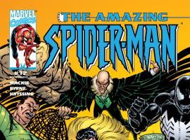 Amazing Spider-Man (1999) #12 Cover