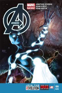 Avengers #6  (2nd Printing Variant)