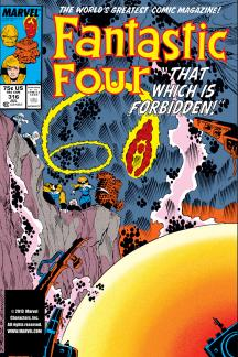 Fantastic Four (1961) #316