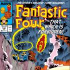 Fantastic Four (1961) #316 Cover