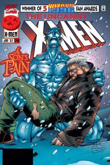 Uncanny X-Men (1963) #340