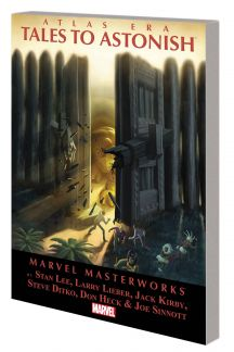 Marvel Masterworks: Atlas Era Tales to Astonish (Trade Paperback)