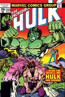 Incredible Hulk (1962) #223