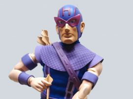 Spring into Captain Action with Marvel