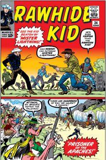 Rawhide Kid (1960) #34